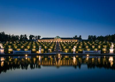 Potsdamer Schlössernacht 2019 - Schloss Sanssouci