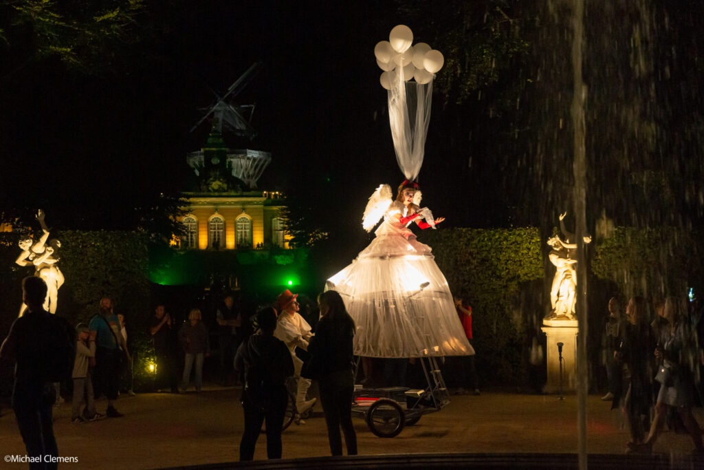 Potsdamer Schlössernacht 2019 - Bike Parade